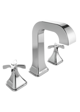 Related Bristan Glorious 3 Hole Deck Mounted Basin Mixer Tap