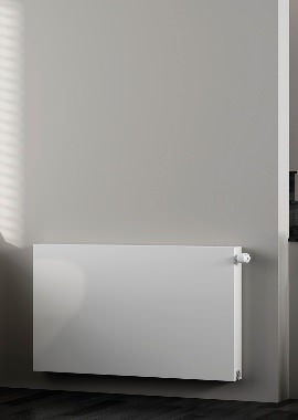 Related Kartell K-Flat Kompact Single Convector Horizontal Radiator 1400 X 500mm