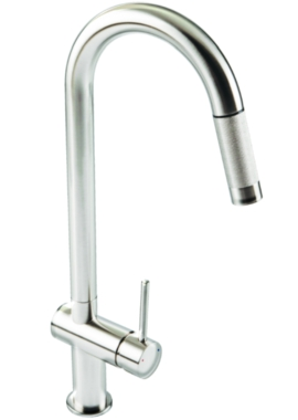 Related 1810 Company Grande Pull Out Spray Kitchen Sink Mixer Tap Chrome