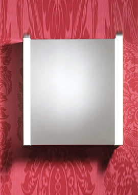 QX Alto 1 Door Mirrored Cabinet