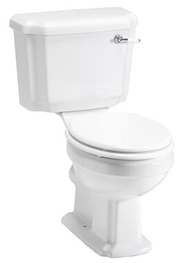 Related QX Classic Nouveau Close Coupled WC
