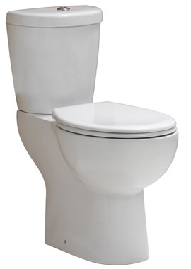 Related QX Comfort Elevated Height Close Coupled WC