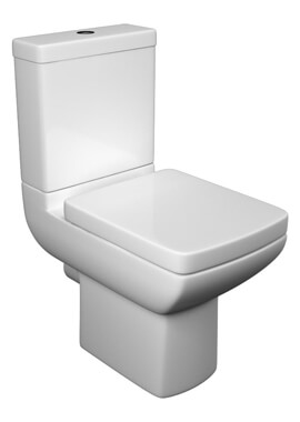 Related QX Eden Close Coupled WC
