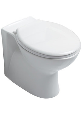 Related QX Ebony Back-To-Wall Pan And Soft Close Seat