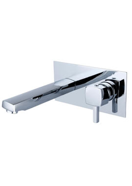 Related QX Montana Wall-Mounted Basin Filler Tap