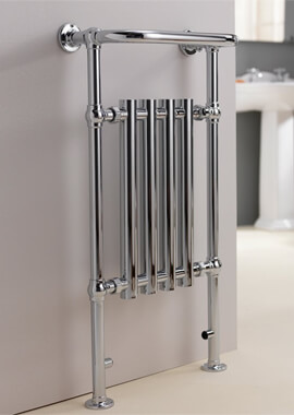 Related QX Milan 498 x 952mm Traditional Towel Rail