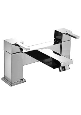 Related QX Nevada 2 Hole Bath Filler Tap