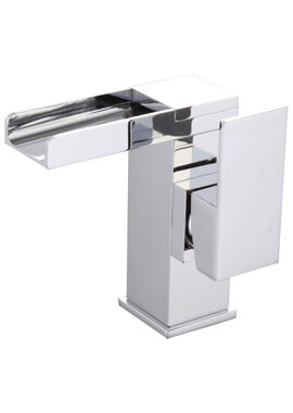 Related QX Niagra Waterfall Spout Single Lever Mono With Waste