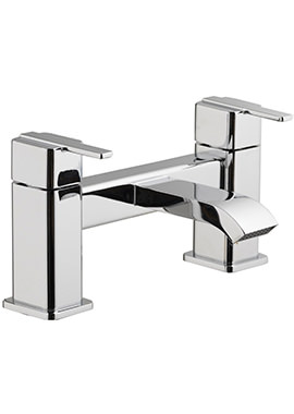 Related QX Oregon 2 Hole Bath Filler Tap