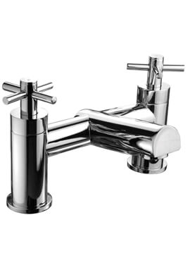 Related QX Trio Cross-Head Fixed Spout