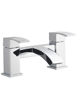 Related QX Vermont 2-Hole Bath Filler Tap