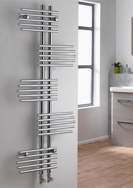 Related QX Virgo Designer Towel Rail 600 x 1200mm