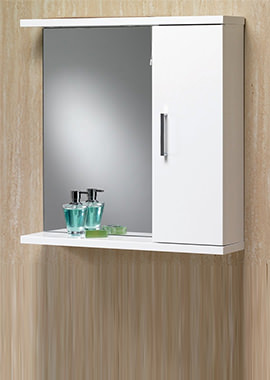 Related QX Richmond 650mm Mirrored Cabinet With Light