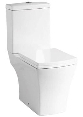Related QX Utah Close Coupled WC