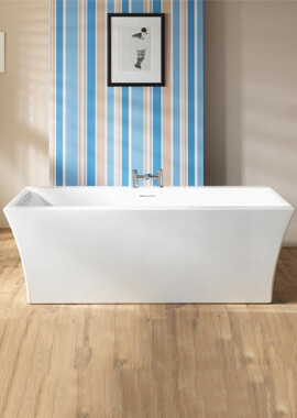 Related QX Charlotte 1800 x 800mm Freestanding Bath