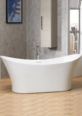 Related QX Valentina 1700 x 750mm Freestanding Bath