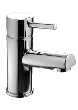 Related QX Ohio Basin Mono Basin Mixer Tap With Click-Clack Waste