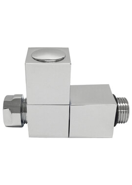 Related Frontline Straight Square Radiator Valves