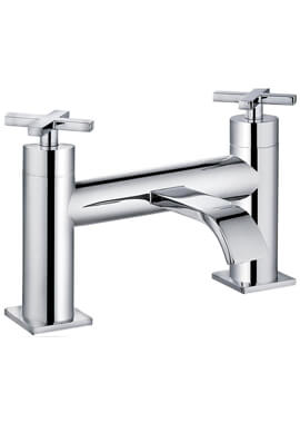 Related QX Harmony 2-Hole Bath Filler Tap