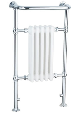 Related QX Mini Florence 540 x 965mm Traditional Towel Rail