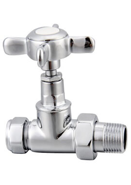 Related Frontline Straight Traditional Radiator Valves