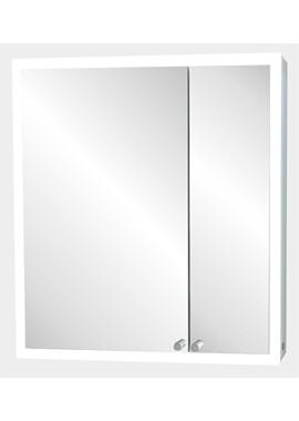 Related Frontline Nice 2 Door LED Mirrored Cabinet