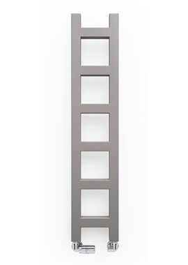 Related Frontline Easy Designer Heated Ladder Towel Rail Grey