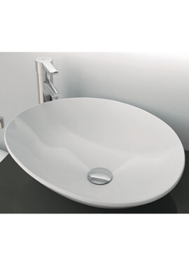 Related Frontline Galaxy Ceramic Countertop Basin