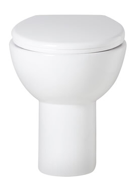 Related Frontline Valore Back-to-Wall Toilet With Soft-Close Seat