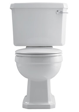 Related Frontline Hamilton Close Coupled Toilet With Soft-Close Seat