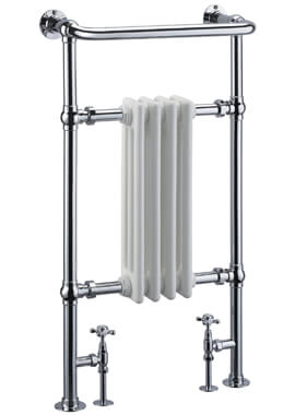 Related Frontline Radley 493 x 963mm Traditional Towel Rail