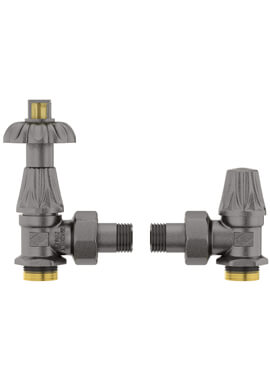 Related Frontline Straight Artistic Thermostatic Lockshield Radiator Valves