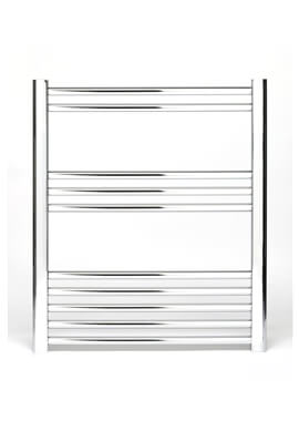 Related Towelrads Hamilton 600mm Wide Curved Towel Rail - More Heights Available