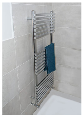 Related Towelrads Oxfordshire 500mm Wide Vertical Towel Rail