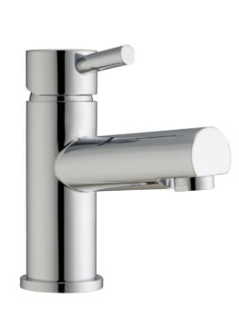 Related Frontline Petit Mini Basin Mixer Tap With Click-Clack Waste