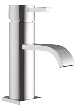 Related Frontline Gemini Basin Mixer Tap With Click-Clack Waste