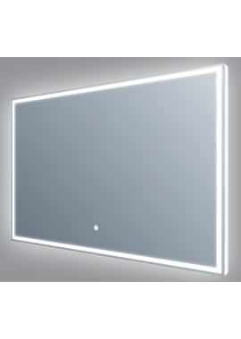 Related Frontline Luxe LED Mirror With Demister - BEMDL-75