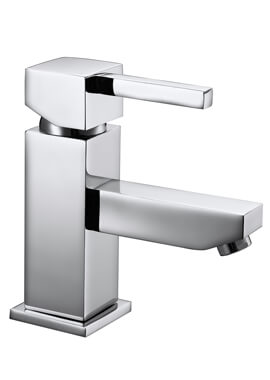 Related Frontline Ixos Basin Mixer Tap With Click-Clack Waste