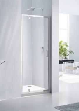 Related Frontline Aquaglass Purity 6mm Pivot Shower Door