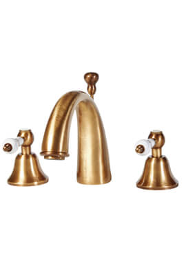 Related Frontline Etros Brass 3 Tap Hole Basin Mixer Tap