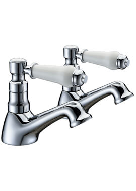 Related Frontline Holborn Single Lever Pair Of Basin Mixer Taps