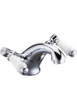 Related Frontline Holborn Lever Basin Mixer Tap With Click Clack Waste
