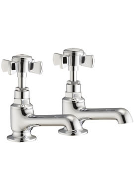 Related Frontline Victorian Single Pair Of Basin Taps