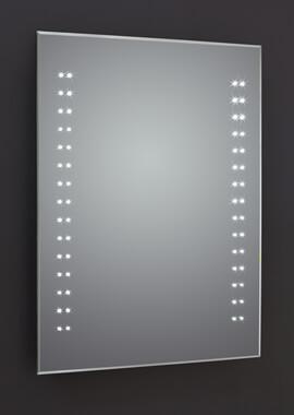 Related Frontline Ceta Rectangular Illuminated LED Mirror - BEMFL-06