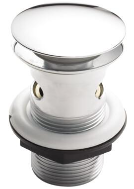 Related Frontline Easy-Clean Sprung Plug Basin Waste