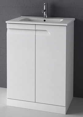 Related Frontline Vital Floorstanding Vanity Unit - RO22537