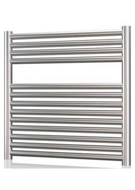 Related Radox Premier XL Flat 600mm Height Horizontal Stainless Steel Towel Rail