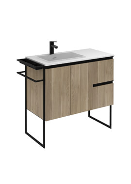 Related Frontline Structure Double Drawer Vanity Unit - ROC0071890