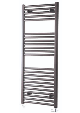Related Towelrads Pisa 400mm Wide Anthracite Towel Rail