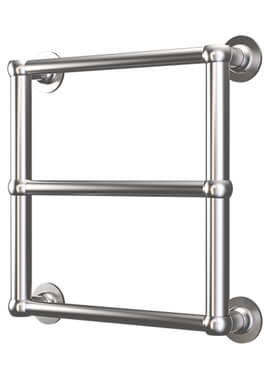 Related Radox Edwardian Wall Mounted Traditional Towel Rail Chrome